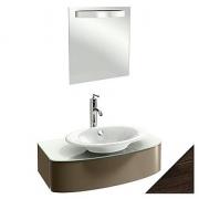 Мебель для ванной Jacob Delafon Presquile 85 палисандр