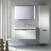 Мебель для ванной Jacob Delafon Reve 100 белый, 1 ящик