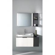 Мебель для ванной Jacob Delafon Reve 80 белый, 1 ящик