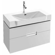 Мебель для ванной Jacob Delafon Reve 80 белый, 2 ящика