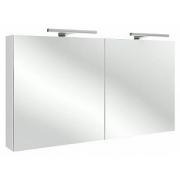 Зеркало-шкаф Jacob Delafon Reve 120 белый