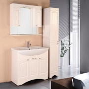 Мебель для ванной Onika Арно 90 белое дерево
