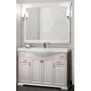 Opadiris Мебель для ванной Риспекто 120 цвет 9003 (белый матовый)
