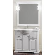 Opadiris Мебель для ванной Риспекто 95 цвет 9003 (белый матовый)
