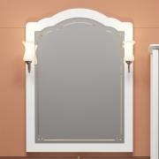 Opadiris Зеркало для ванной Лоренцо 80 белое