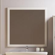 Opadiris Зеркало для ванной Омега 90 слоновая кость