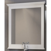 Opadiris Зеркало для ванной Палермо 75 белое