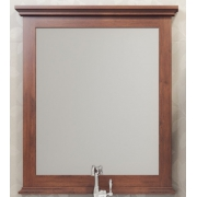 Opadiris Зеркало для ванной Палермо 75 орех