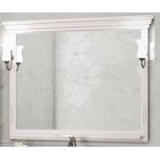 Opadiris Зеркало для ванной Риспекто 120 цвет 9003 (белый матовый)