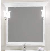 Opadiris Зеркало для ванной Риспекто 95 цвет 9003 (белый матовый)