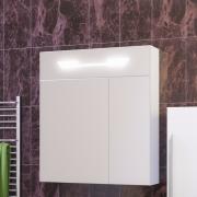 Opadiris Зеркало-шкаф для ванной Октава 80