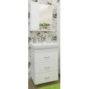 Sanflor Мебель для ванной Ксения 70/2 L