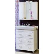 Sanflor Мебель для ванной Ксения 80/2