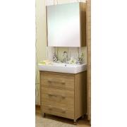 Sanflor Мебель для ванной Ларго 60 R вяз швейцарский