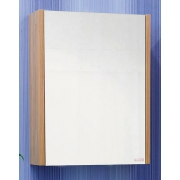 Sanflor Зеркало-шкаф Ларго 40 R швейцарский вяз