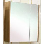 Sanflor Зеркало-шкаф Ларго 70 L швейцарский вяз