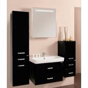 Мебель для ванной Акватон Америна 80 чёрная