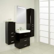 Мебель для ванной Акватон Америна М 70 черная