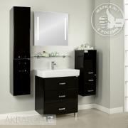 Мебель для ванной Акватон Америна М 80 черная