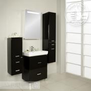 Мебель для ванной Акватон Америна Н 60 черная