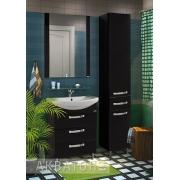 Мебель для ванной Акватон Ария Н 65 черный глянец