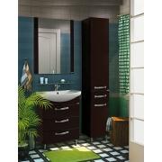 Мебель для ванной Акватон Ария Н 65 темно-коричневая