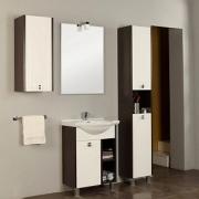Мебель для ванной Акватон Крит 65 М венге