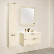 Мебель для ванной Акватон Леон 80 дуб бежевый
