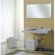 Мебель для ванной Акватон Отель 120 правая