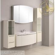 Мебель для ванной Акватон Севилья 120 белый жемчуг