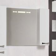 Зеркало-шкаф Акватон Диор 80 белый