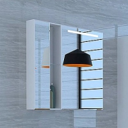 Зеркало-шкаф Акватон Марко 80