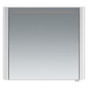 Зеркальный шкаф AM PM Sensation 80 петли слева