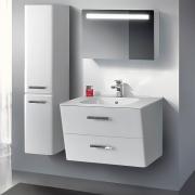 Мебель для ванной Belux Марсель 80 белая
