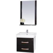 Misty Мебель для ванной Эмилия 60 подвесная венге