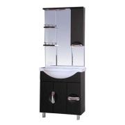 Misty Мебель для ванной Глория 75 R венге