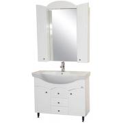 Misty Мебель для ванной Илона 100