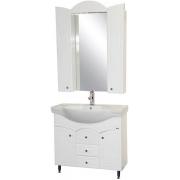 Misty Мебель для ванной Илона 80