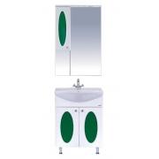 Misty Мебель для ванной Сидней 65 L зеленая