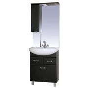 Misty Мебель для ванной Стелла 65 L с б/к венге