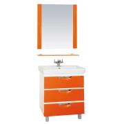 Misty Мебель для ванной Жасмин 70 оранжевая, пленка