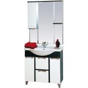 """Misty Мебель для ванной """"Франко 85"""" L"""