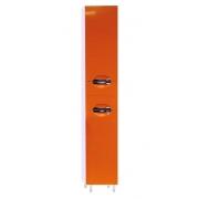 Misty Пенал для ванной Жасмин 35 R оранжевый с б/к