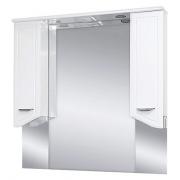 Misty Зеркальный шкаф Дрея 105