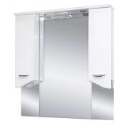 Misty Зеркальный шкаф Дрея 95