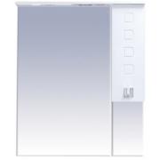 Misty Зеркальный шкаф Эллада 90 белый R