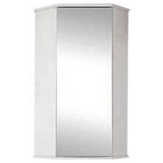 Misty Зеркальный шкаф Лилия 34 угловой, с зеркалом