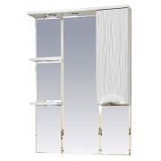 Misty Зеркальный шкаф Лорд 75 R белый
