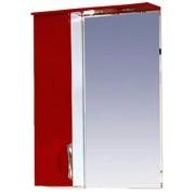 Misty Зеркальный шкаф Жасмин 55 L красная пленка