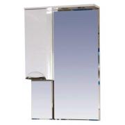 Misty Зеркальный шкаф Жасмин 65 L белый, эмаль